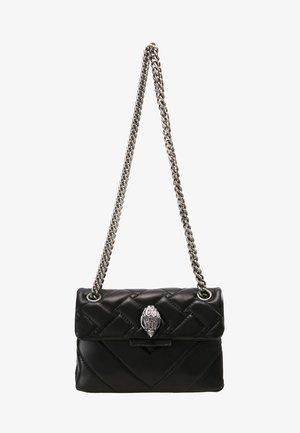MINI KENSINGTON BAG - Olkalaukku - black