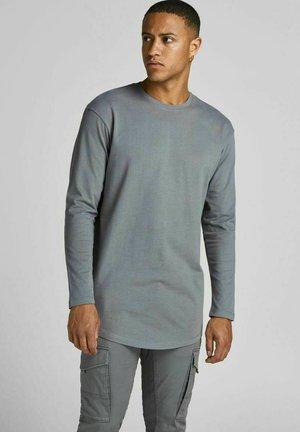 JENOA TEE O NECK  - Long sleeved top - sedona sage