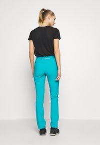 Salewa - PEDROC  - Outdoor trousers - ocean - 2