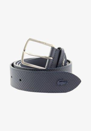 Belt - peacoat