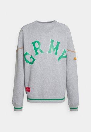 THE LOOT EL BOTIN CREWNECK UNSIEX - Sweatshirt - grey