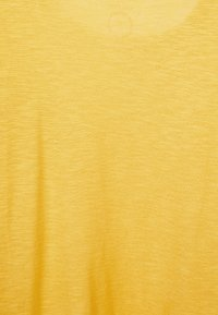 TOM TAILOR - TURNED NECK - Long sleeved top - california sand yellow - 2