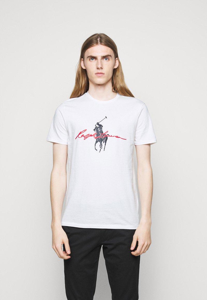 Polo Ralph Lauren - T-shirt imprimé - white