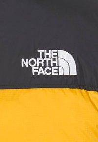 The North Face - RETRO NUPTSE VEST UNISEX - Vesta - arrowwood yellow - 3