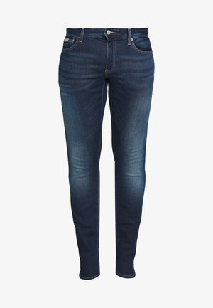Slim fit jeans - indigo denim