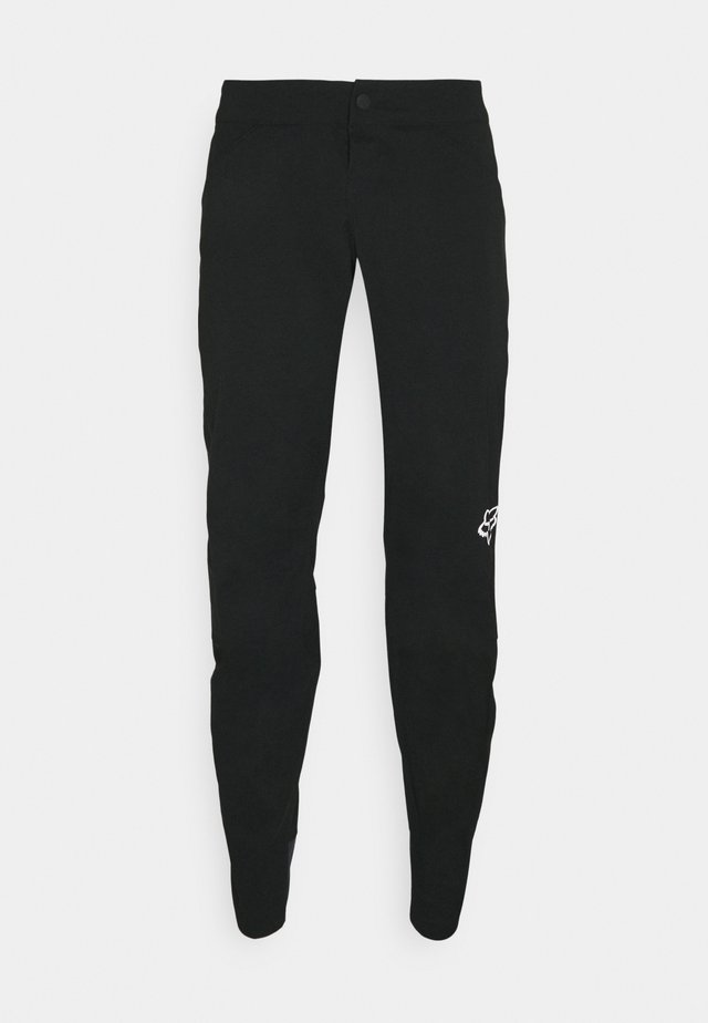 RANGER PANT - Pantaloni - black