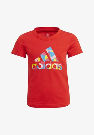 LEGO BADGE OF SPORT GRAPHIC - T-Shirt print - red