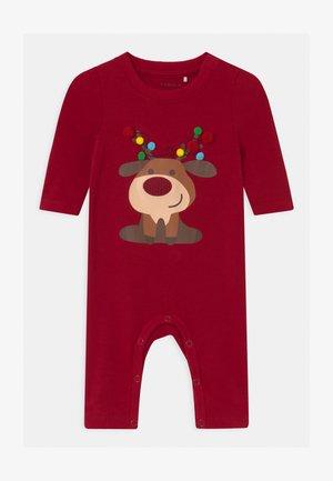 NBMRESNOWI UNISEX - Pyjamas - jester red