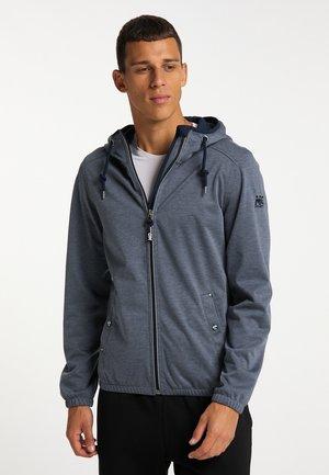 ICELOS - Outdoorová bunda - blue