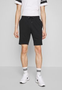 Only & Sons - ONSNEIL 2 PACK - Shorts - black/grey - 2