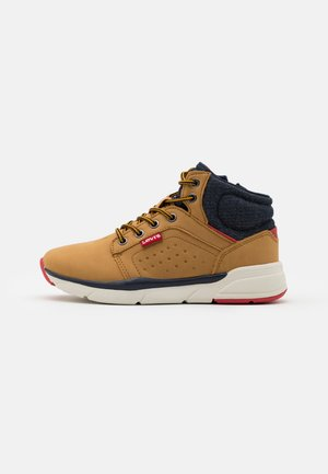 NEW ASPEN MID - High-top trainers - camel