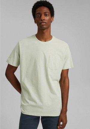 Basic T-shirt - pastel green
