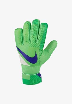 Goalkeeping gloves - gruenweisslila