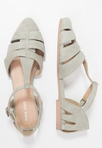 Pier One - Loafers - grey - 3