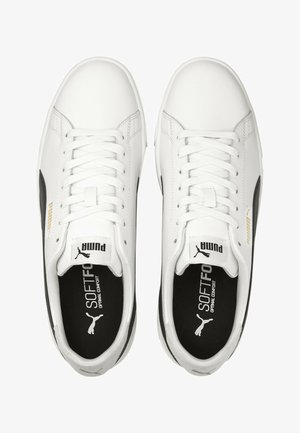 TRAINERS  - Trainers - white-black-puma team gold