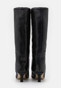 MIISTA - SANDY - Boots - black - 3