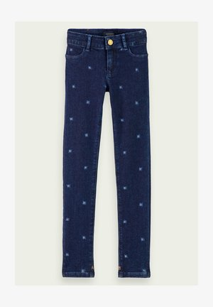 MILOU  - Slim fit jeans - infinite blue