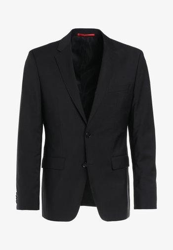 JEFFERY - Veste de costume - black