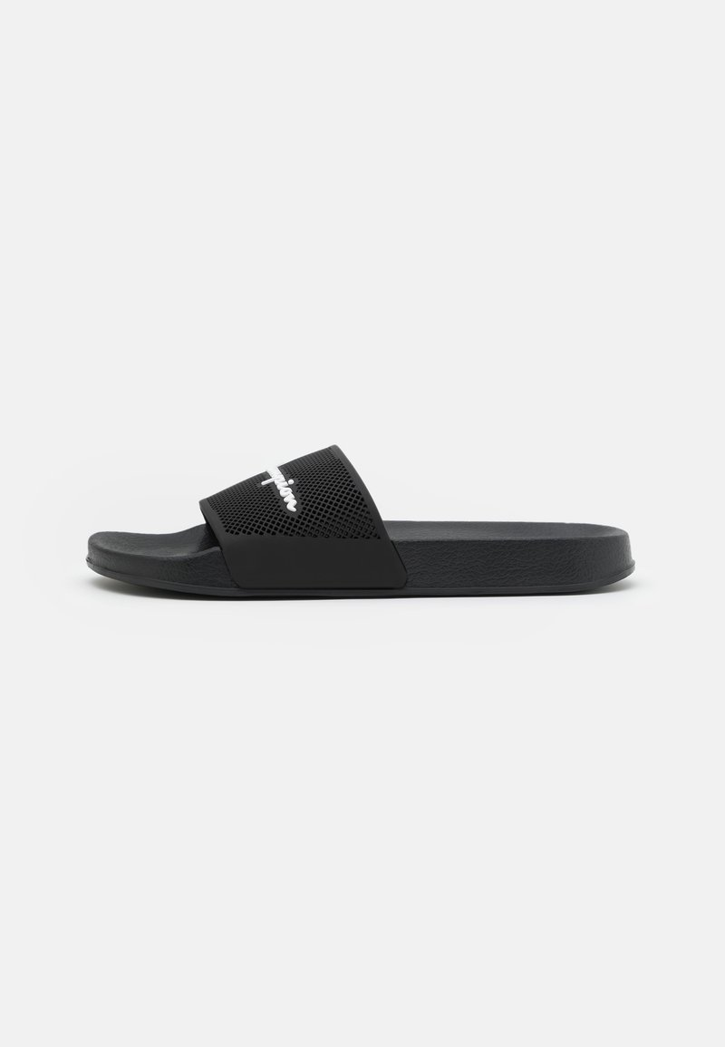 Champion - SLIDE DAYTONA - Rantasandaalit - black