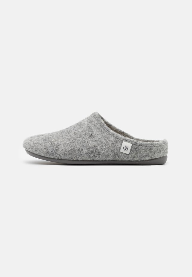 HANNA - Pantoffels - light grey