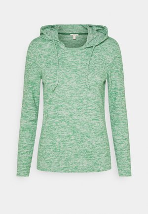 BRUSHED - Hoodie - dusty green