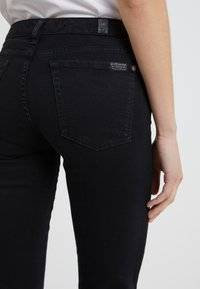 7 for all mankind - PYPER BAIR - Jeans Skinny Fit - black - 4