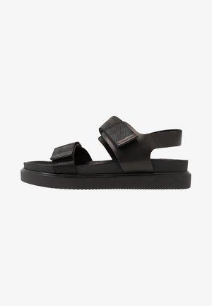 SETH - Sandalen - black