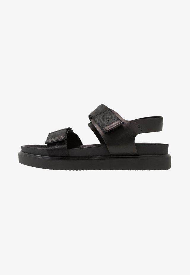 SETH - Sandales - black