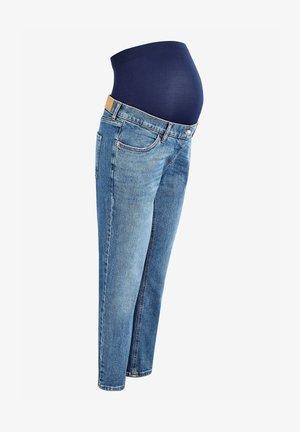 MATERNITY  - Straight leg jeans - blue