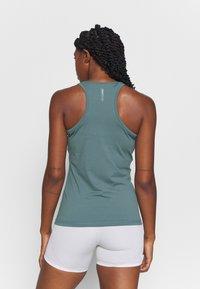 ONLY Play - ONPCLARISSA TRAINING TEE - Sports shirt - goblin blue - 2