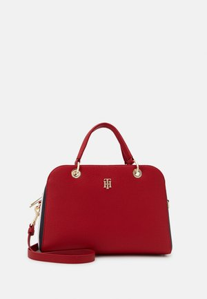 ESSENCE DUFFLE CORP - Handbag - red