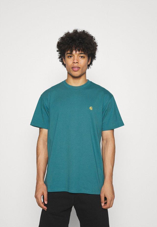 CHASE  - T-shirt basique - hydro