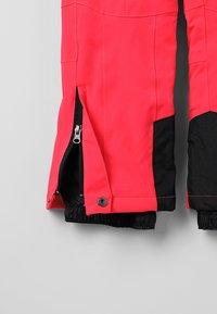 Killtec - GANDARA - Snow pants - neon coral - 5