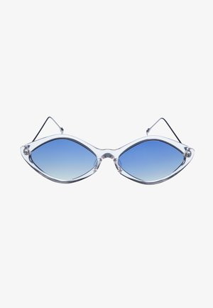 Sunglasses - clear & silver-coloured