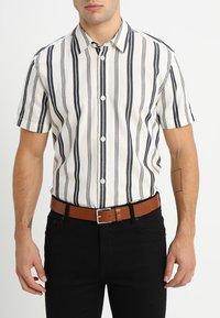 Calvin Klein - FORMAL BELT  - Formální pásek - brown - 1