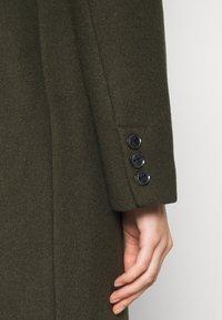 Modström - PAMELA COAT - Classic coat - dark army - 4