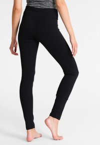 Filippa K - YOGA LEGGINGS - Leggings - black - 2