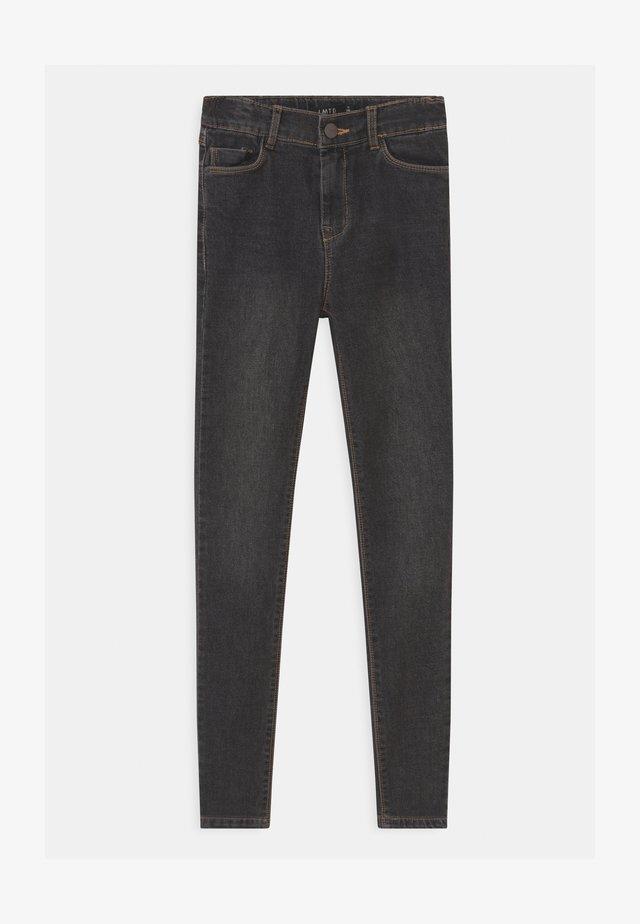 NLFPIL - Jeans Skinny Fit - dark grey denim