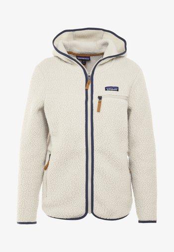RETRO PILE  - Fleece jacket - pelican