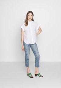 Lauren Ralph Lauren - TISSUE - Košile - white - 1