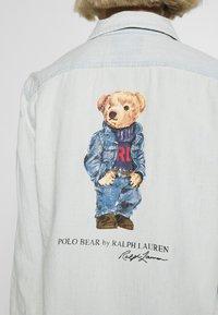 Polo Ralph Lauren - RELAXED LONG SLEEVE SHIRT - Button-down blouse - chambray - 5