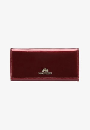 Wallet - burgund