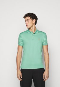 Polo Ralph Lauren - SLIM FIT SOFT - Polo - haven green - 0