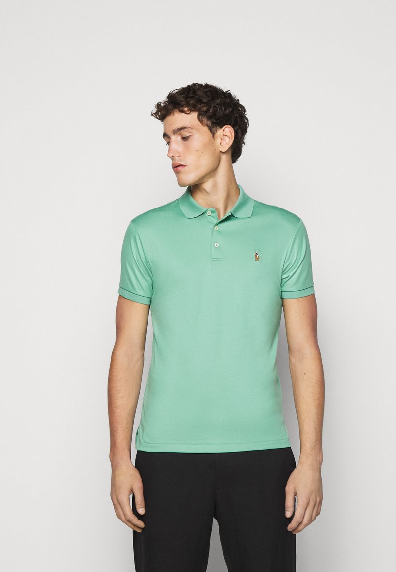 Polo Ralph Lauren - SLIM FIT SOFT - Polo - haven green