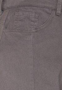 Missguided Petite - BIKER DETAIL RIOT - Tracksuit bottoms - black - 2