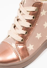 Friboo - High-top trainers - brown - 2