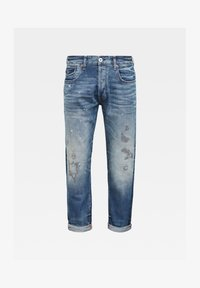 G-Star - MORRY  - Relaxed fit jeans - blue denim - 0