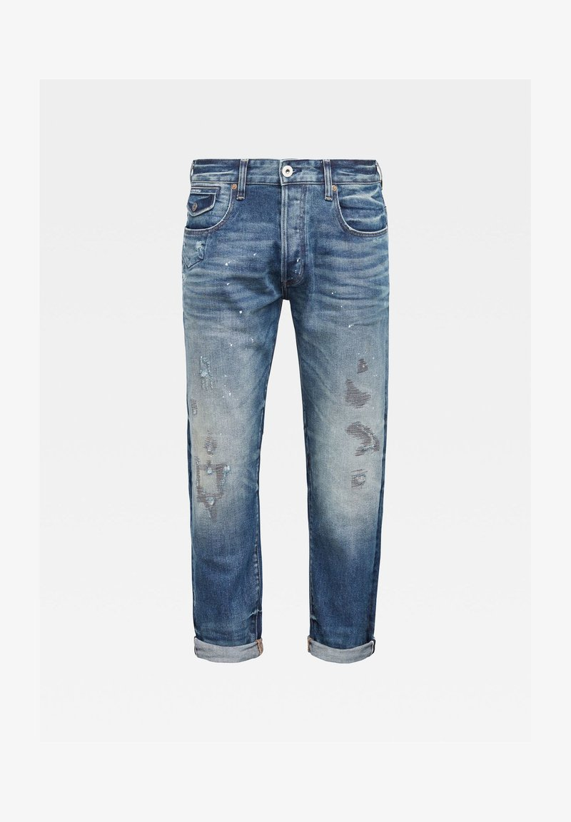 G-Star - MORRY  - Relaxed fit jeans - blue denim