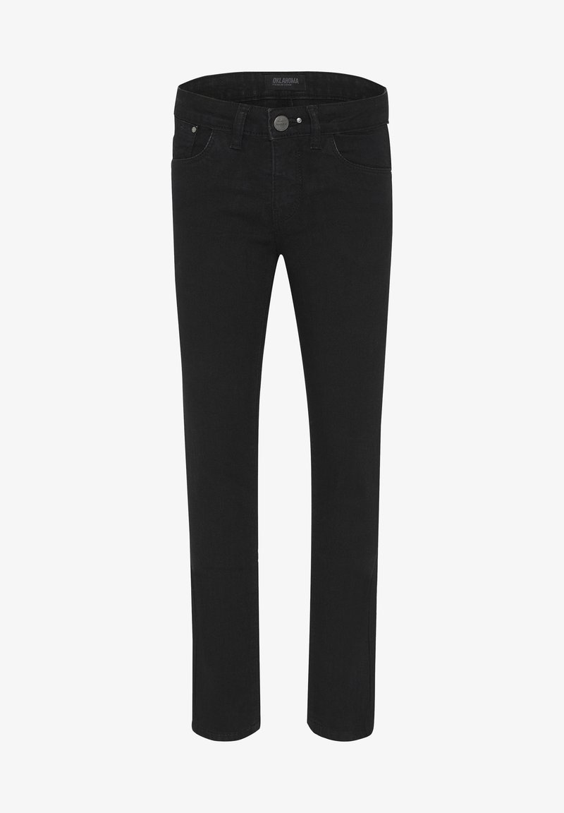 Oklahoma Premium - Slim fit jeans - black