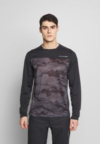 Dakine - SYNCLINE - Sports shirt - black/dark ashcroft - 0